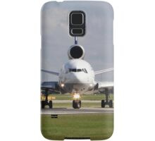 Lufthansa Cargo MD-11F at Manchester Airport Samsung Galaxy Case/Skin