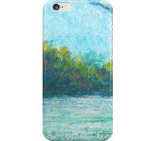 Quiet Evening (pastel) iPhone Case/Skin