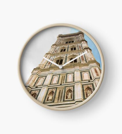 Giotto's Bell Tower, Florence Clock