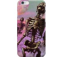 Skeletons Rising iPhone Case/Skin