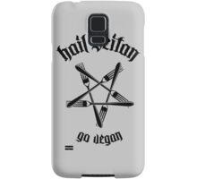 Hail Seitan 1.1 (black) Samsung Galaxy Case/Skin