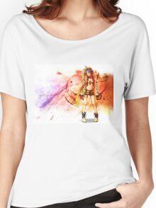 Final Fantasy X-2 Rikku Women's Relaxed Fit T-Shirt
