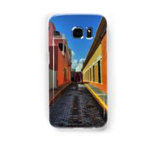 Puerto Rico - Old San Juan 009 Samsung Galaxy Case/Skin