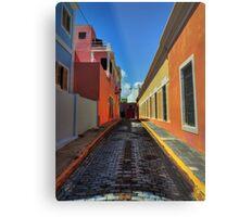 Puerto Rico - Old San Juan 009 Metal Print