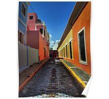 Puerto Rico - Old San Juan 009 Poster
