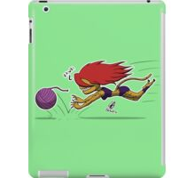 Cheetah Wanna Play iPad Case/Skin