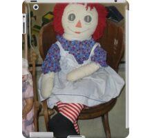 Raggedy Ann iPad Case/Skin