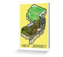 The Garden State Greeting Card
