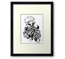 Raiden Wants YOU Framed Print