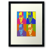 Angryjohny Framed Print