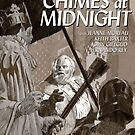 Chimes at Midnight Movie Poster by Simon Gentleman