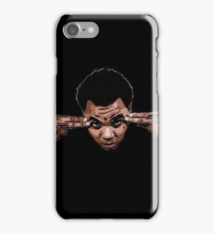 Kevin Gates BANG iPhone Case/Skin