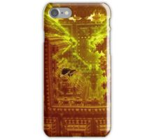 Inside The Alien Space Station iPhone Case/Skin