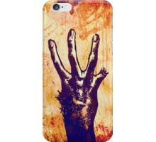 Left 3 Dead iPhone Case/Skin