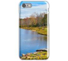 Pendleton Lake iPhone Case/Skin