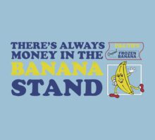 Banana Stand by ROBtimusPrime
