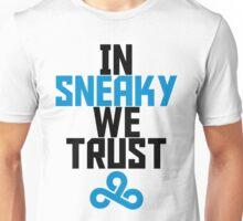 In Sneaky we trust Unisex T-Shirt