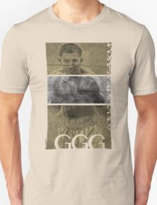 "Gennady ""GGG"" Golovkin Unisex T-Shirt"