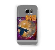 Super Mars Wars. Samsung Galaxy Case/Skin