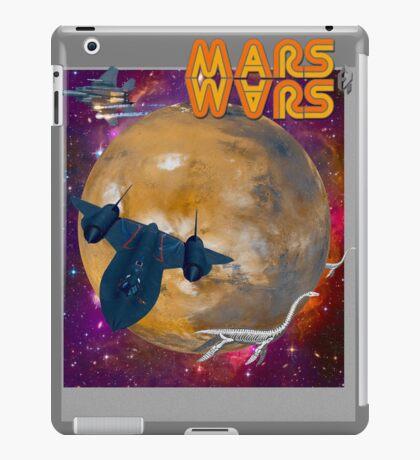 Super Mars Wars. iPad Case/Skin
