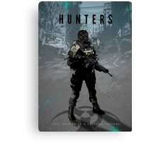 Legends of Gaming - Hunters Canvas Print