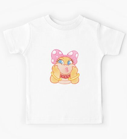 Wendy O. Koopa Cute Kids Tee
