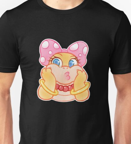 Wendy O. Koopa Cute Unisex T-Shirt