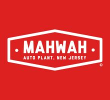 Mahwah Auto Plant - Inspired by Bruce Springsteen's 'Johnny 99' by Mark Lenthall