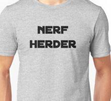 NERF HERDER! Unisex T-Shirt