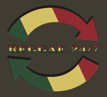 Reggae 24/7  by mayala