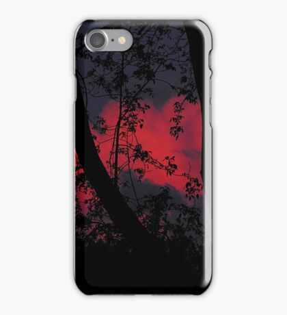 Something in the air..Tells me to beware of a place..She can take you there and cast a magic spell..Tarot woman iPhone Case/Skin