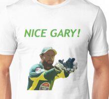 Nice Gary! - Matthew Wade Design Unisex T-Shirt