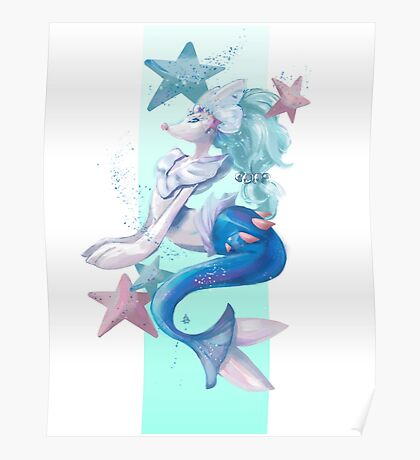 Primarina-Pokemon Poster
