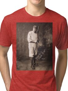 Yours Truly, Babe Ruth - NY Yankees Tri-blend T-Shirt