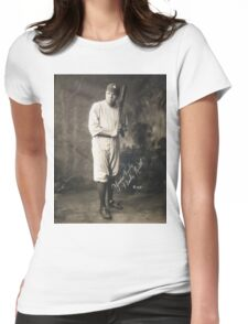 Yours Truly, Babe Ruth - NY Yankees Womens Fitted T-Shirt