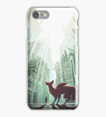 The Last Guardian Art iPhone Case/Skin
