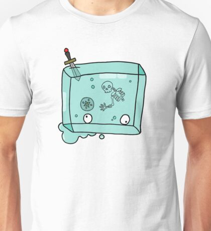 DnD Gelatinous Cube Unisex T-Shirt