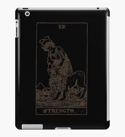 Strength Tarot iPad Case/Skin