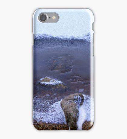 Ice. Water. Stone. iPhone Case/Skin
