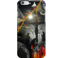 End War Now! iPhone Case/Skin