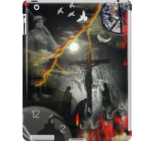 It's Time To END WAR NOW!!!! iPad Case/Skin