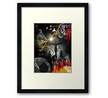 It's Time To END WAR NOW!!!! Framed Print