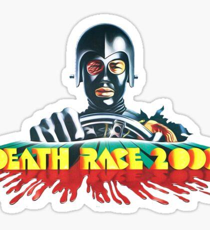 Death Race 2000 Sticker