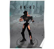 Legends of Gaming - HK47 Poster