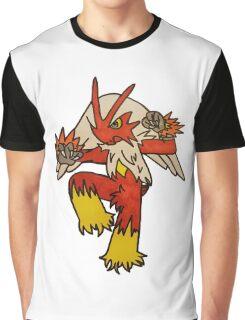 Blaziken Graphic T-Shirt