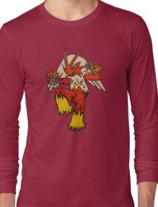 Blaziken Long Sleeve T-Shirt