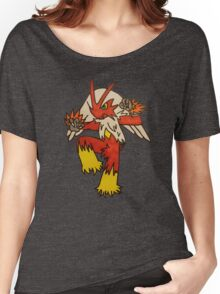 Blaziken Women's Relaxed Fit T-Shirt