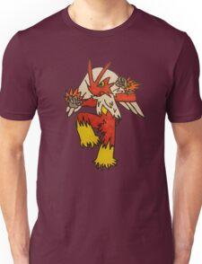 Blaziken Unisex T-Shirt