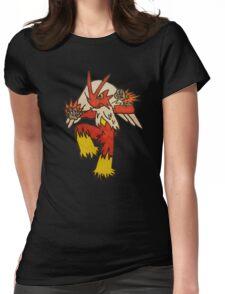 Blaziken Womens Fitted T-Shirt
