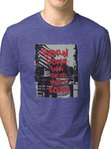 Born in the USA Tri-blend T-Shirt